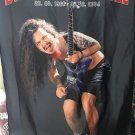 PANTERA Tribute Dimebag Darrell 2 FLAG CLOTH POSTER WALL TAPESTRY BANNER CD Thrash Metal