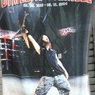 PANTERA Tribute Dimebag Darrell 1 FLAG CLOTH POSTER WALL TAPESTRY BANNER CD Thrash Metal