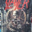 SLAYER Relentless - Comic Book FLAG CLOTH POSTER WALL TAPESTRY BANNER CD Thrash Metal