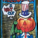 HELLOWEEN I Want Out FLAG CLOTH POSTER WALL TAPESTRY BANNER Power Metal CD