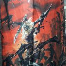 RHAPSODY Dawn of Victory FLAG CLOTH POSTER WALL TAPESTRY BANNER CD Power Metal