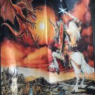 RHAPSODY Legendary Tales FLAG CLOTH POSTER WALL TAPESTRY BANNER CD Power Metal