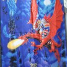 RHAPSODY Symphony of Enchanted Lands FLAG CLOTH POSTER WALL TAPESTRY BANNER CD Power Metal