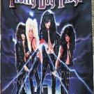 PRETTY BOY FLOYD Leather Boyz with Electric Toyz FLAG CLOTH POSTER WALL TAPESTRY CD Glam Metal