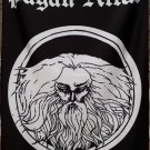 PAGAN ALTAR The Time Lord FLAG CLOTH POSTER WALL TAPESTRY BANNER CD DOOM Metal