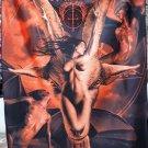 VITAL REMAINS Evil Death Live FLAG BANNER CLOTH POSTER TAPESTRY CD Death Metal