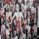 CANNIBAL CORPSE The Bleeding FLAG CLOTH POSTER WALL TAPESTRY CD Death Metal