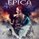 EPICA The Solace System FLAG CLOTH POSTER WALL TAPESTRY CD Symphonic Metal