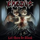 EXODUS Let There Be Blood FLAG CLOTH POSTER WALL TAPESTRY CD Thrash Metal