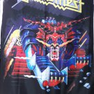 JUDAS PRIEST Defenders of the Faith FLAG CLOTH POSTER WALL TAPESTRY BANNER CD Hard Rock