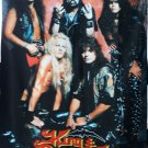 KING DIAMOND Band FLAG CLOTH POSTER WALL TAPESTRY BANNER CD Hard Rock