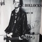SEX PISTOLS Never Mind the Bollocks - Sid Vicious FLAG CLOTH POSTER WALL TAPESTRY BANNER CD Punk