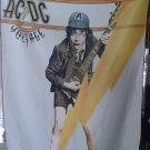 AC/DC High Voltage FLAG CLOTH POSTER WALL TAPESTRY BANNER CD Angus Young HEAVY METAL