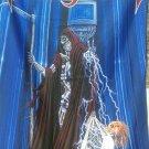 BLACK SABBATH Dehumanizer FLAG CLOTH POSTER WALL TAPESTRY BANNER CD LP Ozzy
