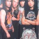 SLAYER Band FLAG CLOTH POSTER WALL TAPESTRY BANNER CD Thrash Metal