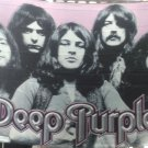 DEEP PURPLE Band FLAG CLOTH POSTER WALL TAPESTRY BANNER CD LP Hard Rock