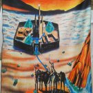 MANILLA ROAD Crystal Logic FLAG CLOTH POSTER WALL TAPESTRY BANNER CD Heavy Metal