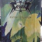VEKTOR Outer Isolation FLAG CLOTH POSTER TAPESTRY BANNER CD Progressive Thrash