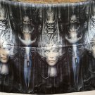 H.R. GIGER Li II FLAG CLOTH POSTER WALL TAPESTRY Alien Prometheus