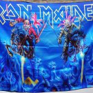 IRON MAIDEN Maiden England 2014 FLAG CLOTH POSTER WALL TAPESTRY BANNER CD Metal
