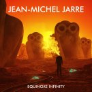 JEAN-MICHEL JARRE Equinoxe Infinity Cover 2 FLAG CLOTH POSTER BANNER CD LP