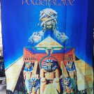 IRON MAIDEN Powerslave 3 FLAG CLOTH POSTER WALL TAPESTRY CD LP