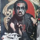 KING DIAMOND Band Singer 2 FLAG CLOTH POSTER WALL TAPESTRY BANNER CD Hard Rock