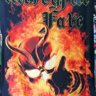 MERCYFUL FATE Don't Break the Oath FLAG CLOTH POSTER WALL TAPESTRY CD HeavyMetal