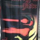 MERCYFUL FATE Melissa FLAG CLOTH POSTER WALL TAPESTRY CD HeavyMetal