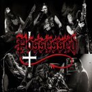 POSSESSED Seven Churches FLAG CLOTH POSTER WALL TAPESTRY CD Death Metal