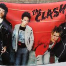 THE CLASH Band London Calling FLAG CLOTH POSTER TAPESTRY BANNER CD Punk