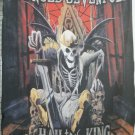 AVENGED SEVENFOLD Hail to the King FLAG CLOTH POSTER WALL TAPESTRY CD Heavy Metal