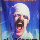 SCORPIONS Blackout FLAG CLOTH POSTER TAPESTRY BANNER CD HEAVY METAL