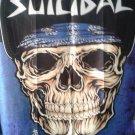SUICIDAL TENDENCIES Band Logo FLAG CLOTH POSTER TAPESTRY BANNER CD THRASH METAL