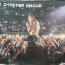 LINKIN PARK Make Chester Proud FLAG CLOTH POSTER TAPESTRY BANNER CD Nu Metal