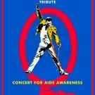 QUEEN Tribute Concert FLAG POSTER WALL TAPESTRY BANNER CD Freddie Mercury ROCK