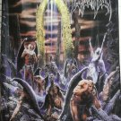 IMMOLATION Here in After FLAG CLOTH POSTER TAPESTRY BANNER CD DEATH METAL