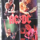 AC/DC Angus Young FLAG CLOTH POSTER WALL TAPESTRY BANNER CD HEAVY METAL