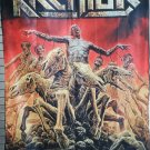 KREATOR Phantom Antichrist FLAG BANNER CLOTH POSTER TAPESTRY Thrash Metal