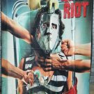 QUIET RIOT Condition Critical FLAG CLOTH POSTER WALL TAPESTRY BANNER CD Hard Rock
