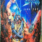 SODOM Code Rad FLAG CLOTH POSTER WALL TAPESTRY BANNER CD Thrash Metal