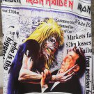 IRON MAIDEN Be Quick or Be Dead FLAG CLOTH POSTER WALL TAPESTRY BANNER CD LP