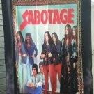 BLACK SABBATH Sabotage FLAG CLOTH POSTER WALL TAPESTRY BANNER CD LP Ozzy