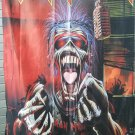 IRON MAIDEN A Real Dead One FLAG CLOTH POSTER WALL TAPESTRY CD LP