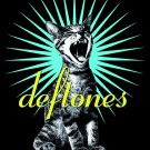 DEFTONES Adrenaline FLAG CLOTH POSTER TAPESTRY BANNER CD NU METAL ART ROCK