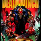 FIVE FINGER DEATH PUNCH Got Your Six FLAG CLOTH POSTER BANNER CD Groove