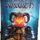 AMON AMARTH First Kill FLAG CLOTH POSTER WALL TAPESTRY BANNER CD Viking Metal