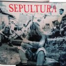 SEPULTURA Third World Posse FLAG CLOTH POSTER WALL TAPESTRY BANNER CD Thrash Metal