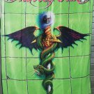 MOTLEY CRUE Dr. Feelgood Album cover FLAG CLOTH POSTER WALL TAPESTRY BANNER CD Heavy Metal