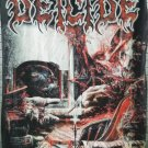DEICIDE Overtures of Blasphemy FLAG CLOTH POSTER TAPESTRY BANNER CD DEATH METAL